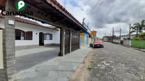 Imagem 1 de 27 de 2 Dormitórios (1 Suíte) Para Venda - Bairro Do Rocio - Cananéia/sp - Ca00106 - 69404364