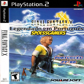 Final Fantasy X Internacional Ps2 Pt-br Patch Me