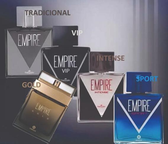 Perfume Empire + Binde