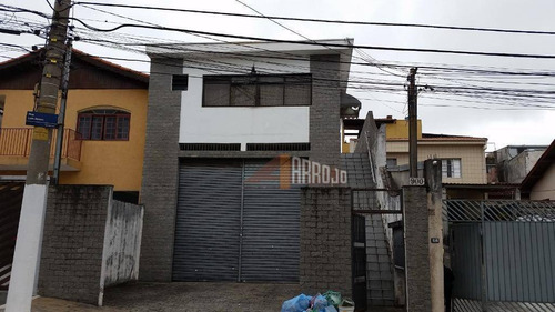 Casa Com 2 Dormitórios Para Alugar - Vila Buenos Aires - São Paulo/sp - Ca0796