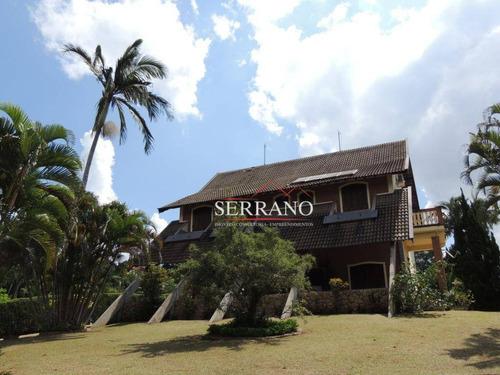 Casa À Venda, 300 M² Por R$ 1.250.000,00 - Condomínio Chácaras Do Lago - Vinhedo/sp - Ca0774