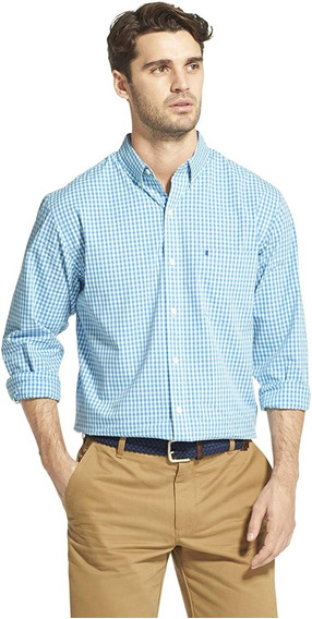 Izod Premium Camisa 3xl Slim Fit Natural Stretch