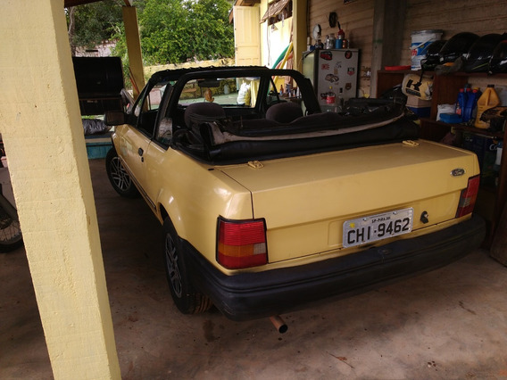 Ford Escort Xr3 Conversivel Oportunidade