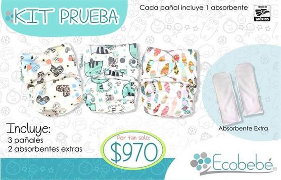 Kit Prueba Y Filtro De Bambú