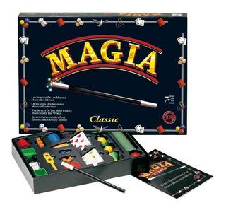 Juego De Magia Con Libro 100 Trucos Vara Magica Accesorios