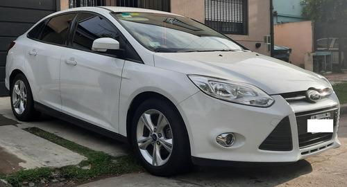Ford Focus Se 2014  Manual - Titular - Unico Dueño