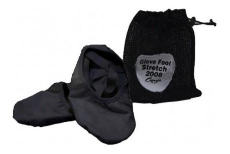 Sapatilha Meia-ponta Glove Foot Lona/stretch - Capézio