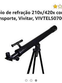 Telescópio De Refração Vivitar