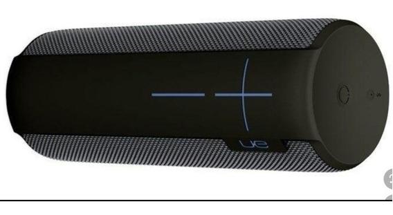 Nova/lacrada Caixa De Som Logitech Ue Mega Boom Bluetooth