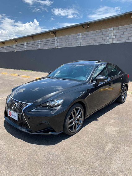 Lexus Is 2.5 F-sport Aut. 4p 2015