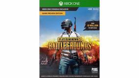 Pu Battlegrounds Xbox One Digital Online