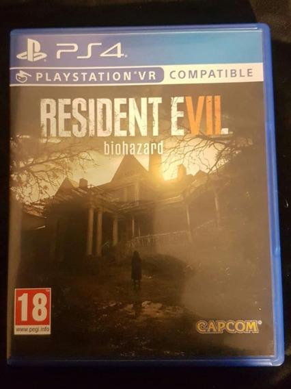 Jogo Resident Evil 7 Playstation 4 Seminovo