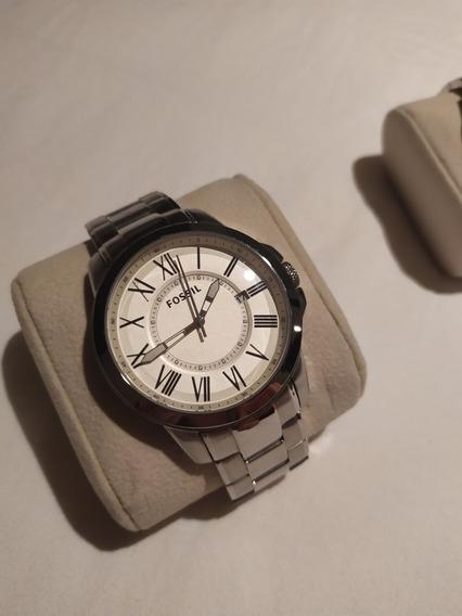 Relógio Fossil - Fundo Branco - Original