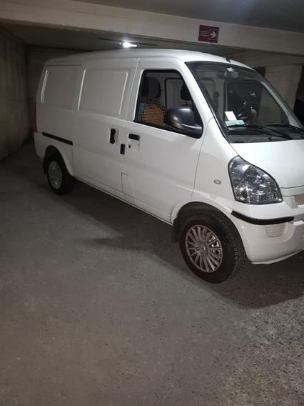 Furgon Van Cargo Chevrolet N300 Max
