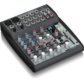 Mesa De Som Mixer Xenyx 10 Canais C/efeitos 1002fx Behringer
