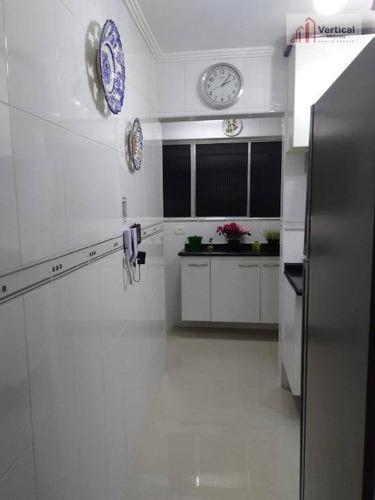 Apartamento Com 2 Dormitórios À Venda, 67 M² Por R$ 735.000,00 - Tatuapé - São Paulo/sp - Ap5641