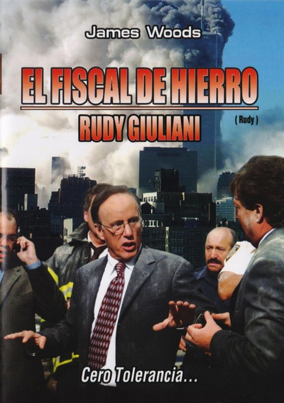 El Fiscal De Hierro Rudy Giuliani James Woods Pelicula Dvd