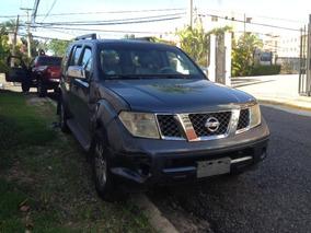 Nissan Pathfinder 2006-7 Asientos
