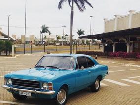 Chevrolet/gm Opala Std Original 1977