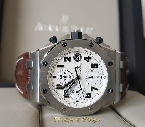 Relógio Eta - Modelo Cronograph Safari - 42mm