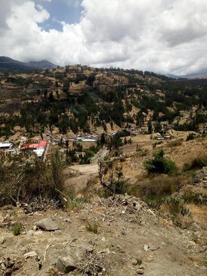 Hermoso Terreno A 20 Minutos De Huaraz En Carretera