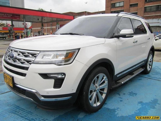 Ford Explorer Limited 4x4 At Aa