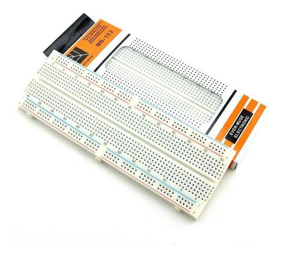 Protoboard 830 Pontos Arduino Pic