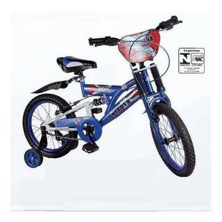 Bicicleta Infantil Montana Aro 16 Unitoys 1047