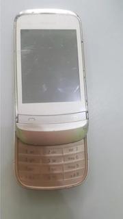 Celular Nokia C 2 06 Para Retirar Peças Os 001