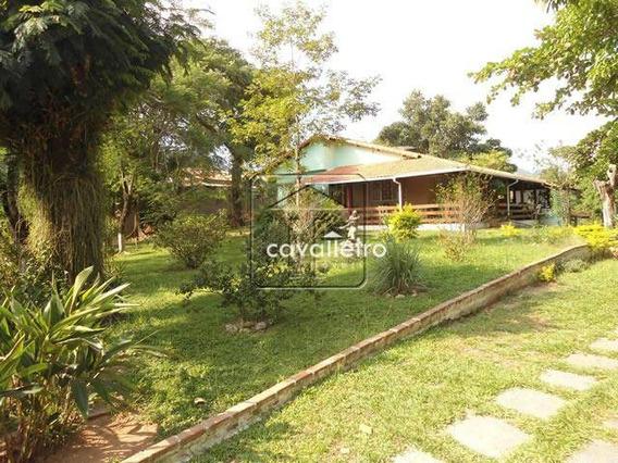 Chácara Residencial À Venda, Condado De Maricá, Maricá - Ch0028. - Ch0028