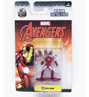 Nano Metalfigs Coleccion Avengers Magic4ever