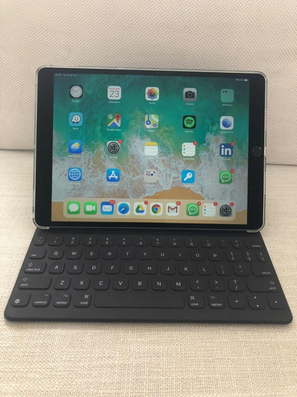 iPad Pro 10,5 Polegadas 256gb Wi-fi + Teclado Apple + Case
