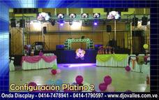 Alquiler De Sonido Profesional Iluminación Tv Tarimas Mérida
