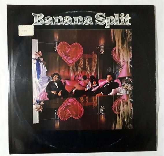 Banana Split 1978 Lp Vinil Odair Jose