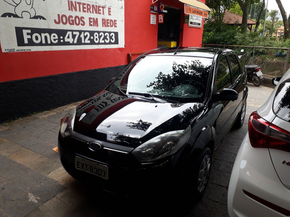 Ford Fiesta Sedan 1.6 Flex Preto