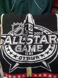 Hockey Bufanda Nhl Juego De Las Estrellas Nfl Original