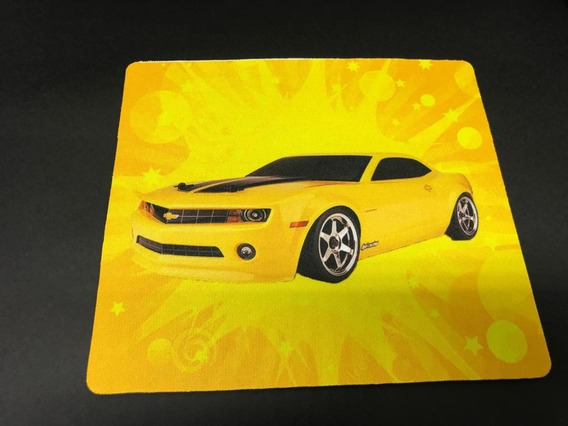 Mouse Pad Estampado Carros Pc Notebook