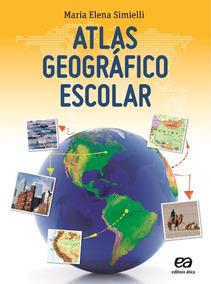 Atlas Geográfico Escolar - Ed. 2012