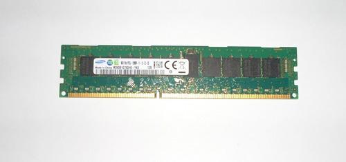 Imagem 1 de 1 de M393b1g70qh0-yk0 Samsung 8gb Pc3l-12800r Ddr3-1600mhz Ecc