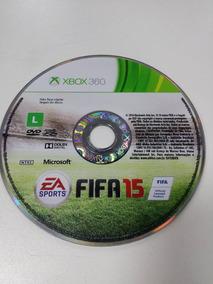 Fifa 15 Disco Com Defeito Microsoft Xbox 360
