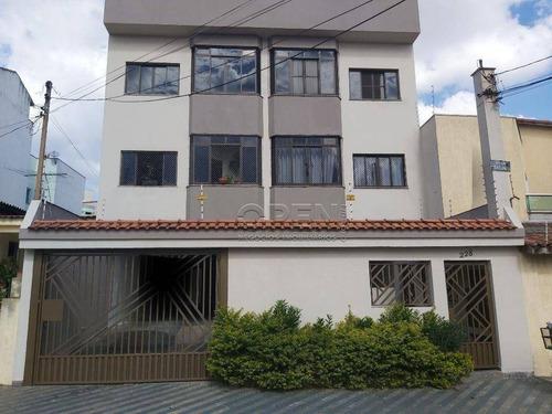 Imagem 1 de 30 de Cobertura Com 3 Dormitórios 1 Suíte, 196 M² Por R$ 535.000 - Vila Pires - Santo André/sp - Co2605