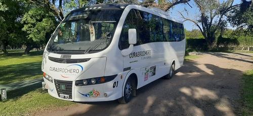 Impecable - Minibus Agrale 2015 - Dueño Vende - Cordoba Cap
