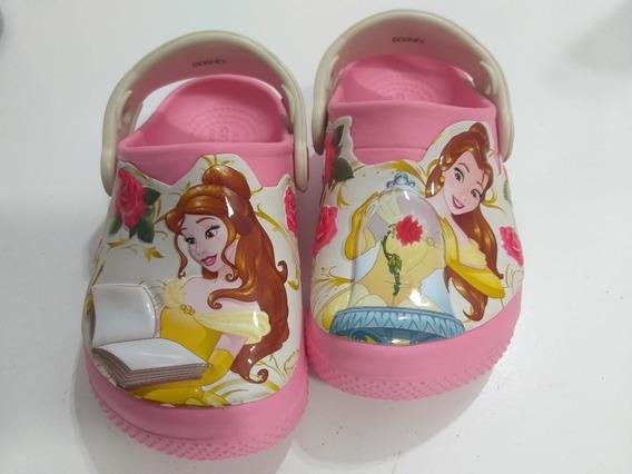 Sandália Crocs Original Princess Pink