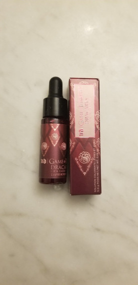 Urban Decay Dragons Blood Lip & Cheek Tint-game Of Thrones
