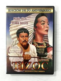 Dvd Tizoc Pedro Infante Maria Felix Cine Mexicano