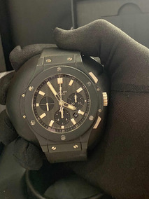 Hublot Big Bang Evolution Black Magic Cerâmica , Completo!!!