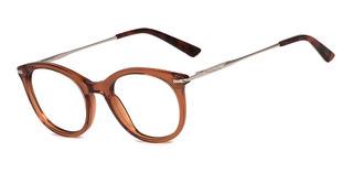 Armação Oculos Ogrife Og 777-c Feminino Com Lente Sem Grau