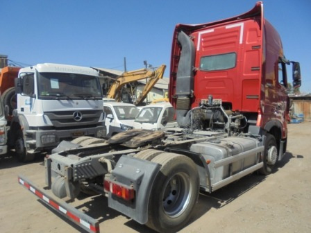 Tracto Camion 08-19-100