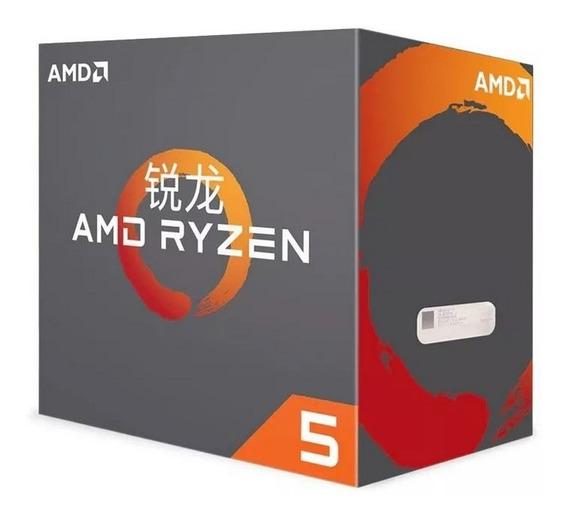 Processador Gamer Amd Ryzen 5 1600x 6 Cores 3.6ghz (4.0ghz)