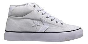 Tênis Converse Star Replay - Branco/branco